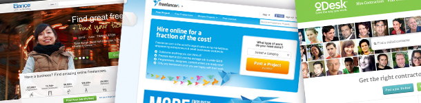 Get Freelancing Clients with Freelancing Sites